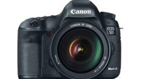 Image of a Canon EOS 5D Mark III