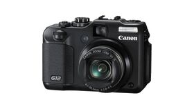 Image of a Canon Powershot G12 Kit