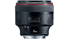 Image of a Canon EF 85mm f/1.2L II USM Lens