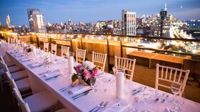 Image of a Cafe & Terrace Event Rental
