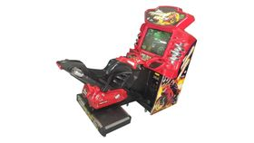 Image of a Fast and Furious Super Bikes Arcade