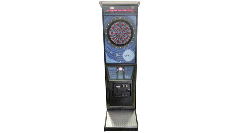 Picture of a Electronic Darts Game