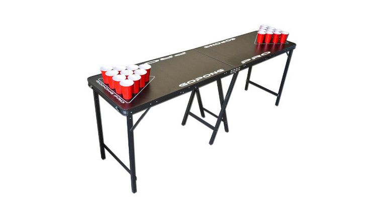 Picture of a Beer Pong Table