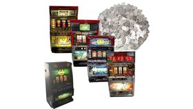 Image of a Slot Machines Package
