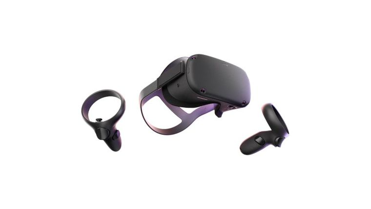Picture of a Oculus Quest VR