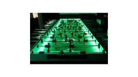 Image of a 8 Player Foosball Table