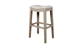 Image of a Bella Backless Barstool
