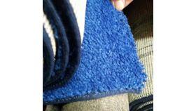 Image of a Blue Carpet  50 ft