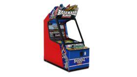 Image of a Baseball Pro Arcade Game