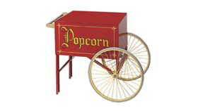 Image of a Popcorn Cart