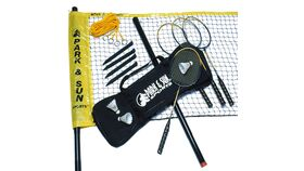 Image of a Badminton Game Set