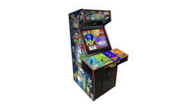 Image of a 4 Player Multigame 80s Arcade