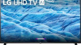 "Image of a 65"" LG Smart TV"