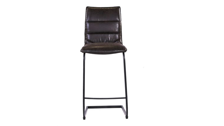 Picture of a RADIANT BARSTOOL BLACK-M2