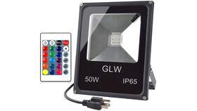 Image of a GLW 50w RGB Flood Light