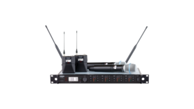 Image of a Shure ULXD-G50 Dual Digital Wireless Mic System