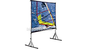 """Image of a Draper Front Projection Screen, 158"""""""