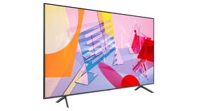 "Image of a Samsung 65"" QLED LCD TV"