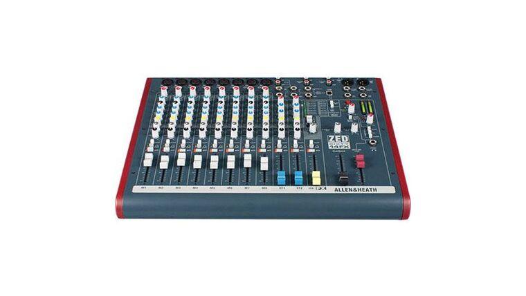 Picture of a Allen & Heath ZED 60-14FX Mixer
