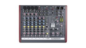 Image of a Allen & Heath ZED 10FX Mixer
