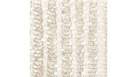 Image of a Circle Textured Backdrop - White