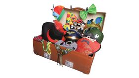 Image of a Assorted Photo Booth Props