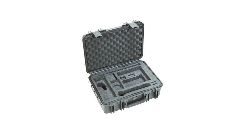 Picture of a SKB Shure Wireless Mic Hard Case
