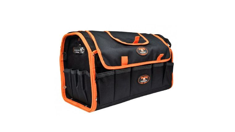 Picture of a *Yellotools SignTool Box Bag - Orange/Black