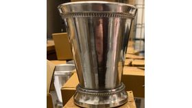 Image of a Aluminum Mint Julep 4.5""