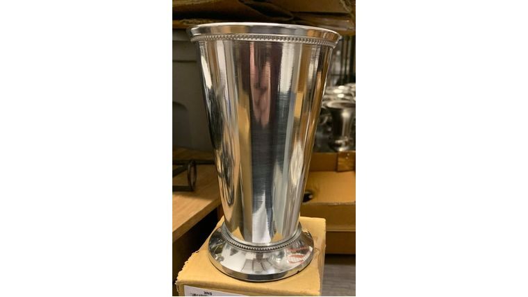 Picture of a Aluminum Mint Julep Cup 7""