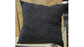 Image of a Black Square Decorative Pillow