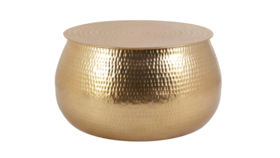 Image of a Carin Gold Coffee Table