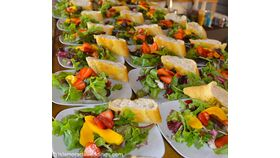 Image of a Plated Salad