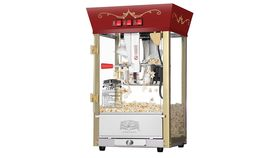 Image of a Great Northern Popcorn Machine & Stand
