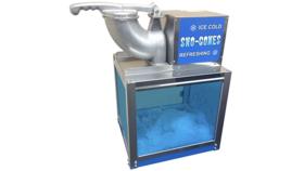 Image of a SnowCone Concession Machine