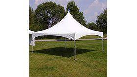 Image of a 20' x 20' Pinnacle Series High Peak Tent