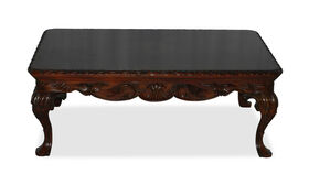 Image of a Coffee Table-Clawfoot
