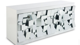 Image of a Abstract Mirror Bar