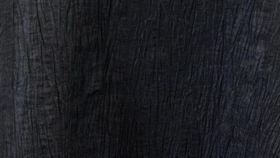 Image of a Black Crinkle Taffetta Pillowcases