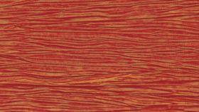 Image of a Fire Orange Crinkle Taffeta Pillowcases