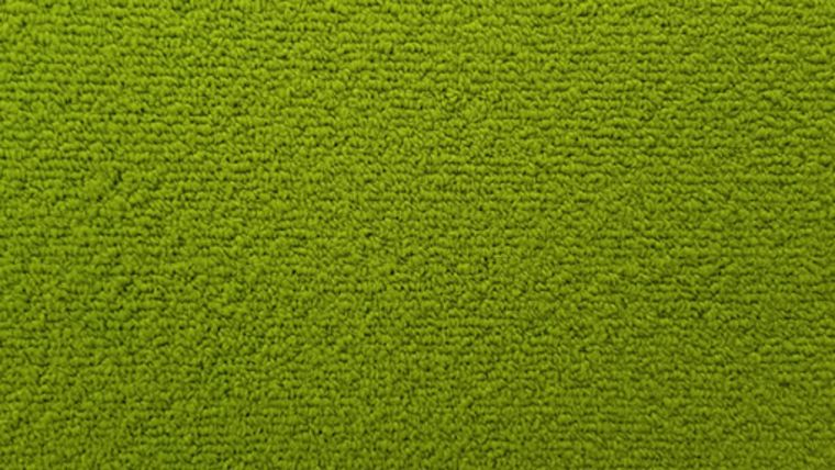 Picture of a 2' x 2' Lime Green Carpet Square