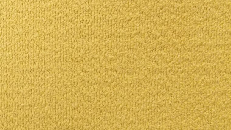 Picture of a 2' x 2' Yellow Carpet Square