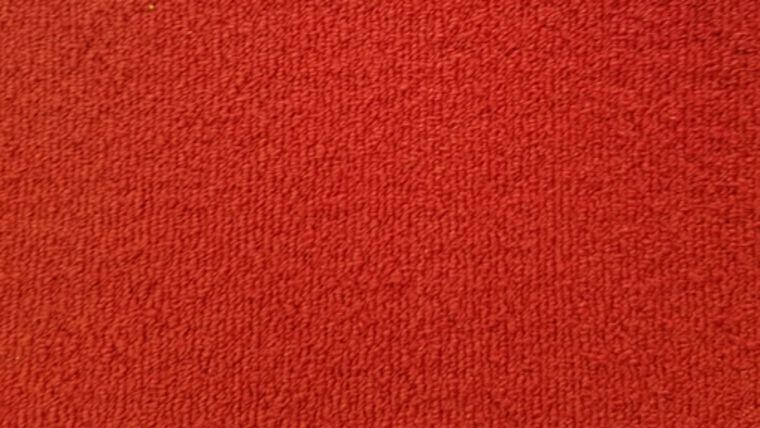 Picture of a 2' x 2' Red Carpet Square