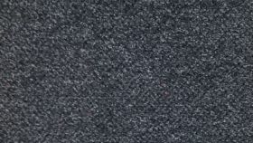 Image of a 2' x 2' Black and Grey Speckle Carpet Square