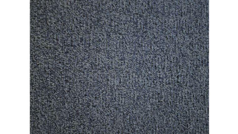 Picture of a 2' x 2' Blue Carpet Square