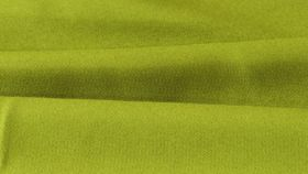 "Image of a 120"" Round Avocado Poly Tablecloths"