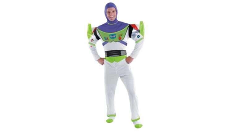 Picture of a Buzz Lightyear Costume