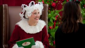 Image of a Mrs. Claus Costume