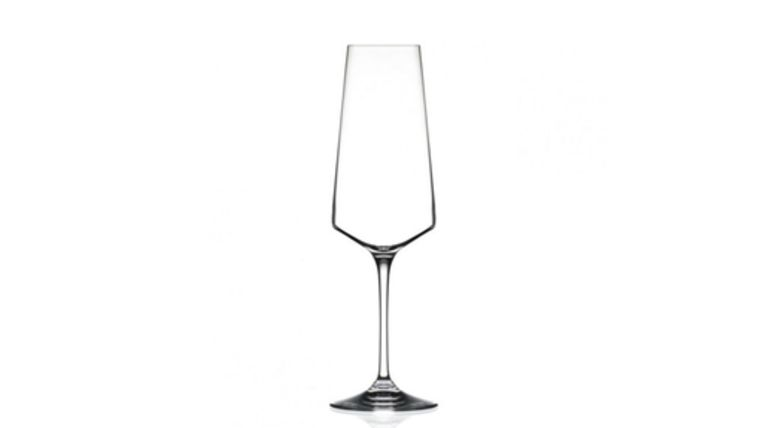 Picture of a Aria Crystal Champagne Flute, 12 oz