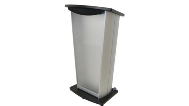 Picture of a LED Aluminum Lectern